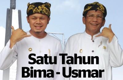 Bima-Usmar_setahun