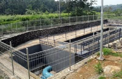 Pipa Transmisi PDAM Kota Bogor