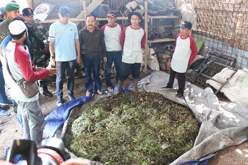 bubulak hasilkan biogas