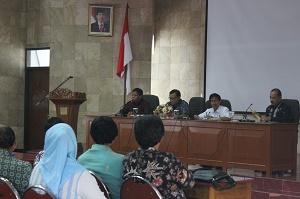 DPRD ke Kota Bogor