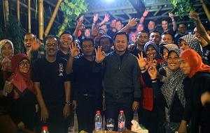 BIma dan pegawai Dispenda Kota Bogor