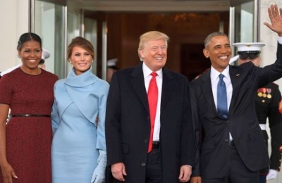 jelang-inagurasi-presiden-as-obama-sambut-trump-di-gedung-putih--oke