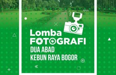 Pemkot Bogor Gelar Lomba Fotografi 200 Tahun Kebun Raya Bogor
