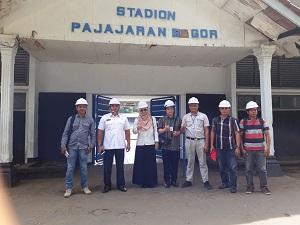 Stadion Padjajaran Kota Bogor-oke