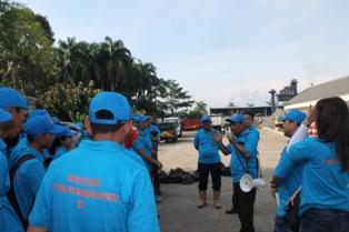 Orientasi karyawan PT PPE