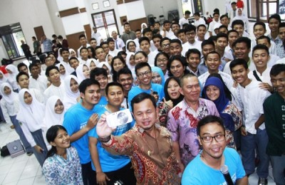 Relawan Bogoh Ka Bogor, Sauyunan Ngabakti Ngawangun Bogor
