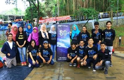 Kota Bogor Menuju Erth Hour