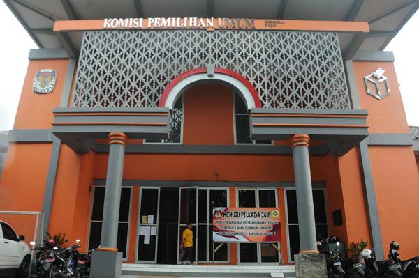 Kpu Kabupaten Bogor Sebar 17 Juta Surat Suara Pemilu Bogor
