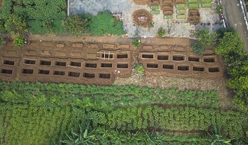 pemakaman khusus covid-19 Kota Bogor