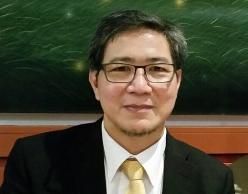 Prof Ronny Rachman Noor