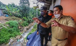 Kadis PUPR Kota Bogor Chusnul Rozaqi