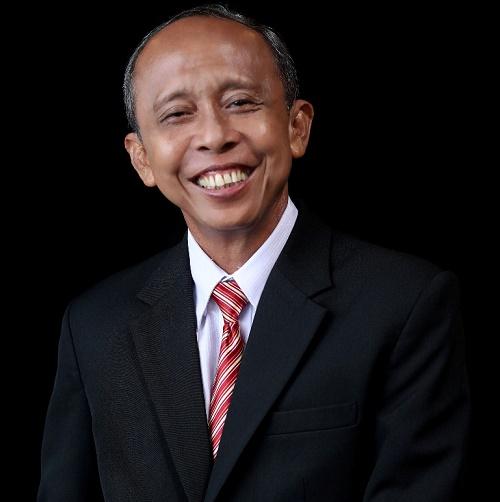 Direktur Utama (Dirut) Perumda BPR Bank Kota Bogor, Ibrahim