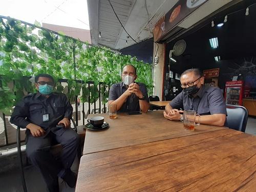Direksi Perumda PPJ Kota Bogor