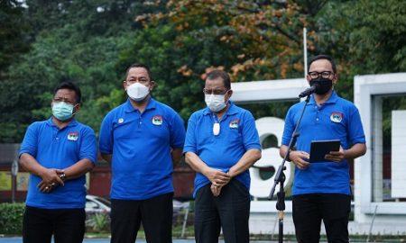 Ketua Dewan Pengurus Apeksi yang juga Wali Kota Bogor Bima Arya