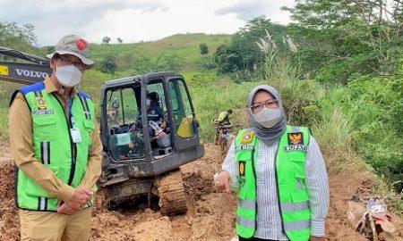 Bupati Bogor cek Jalur Puncak Dua