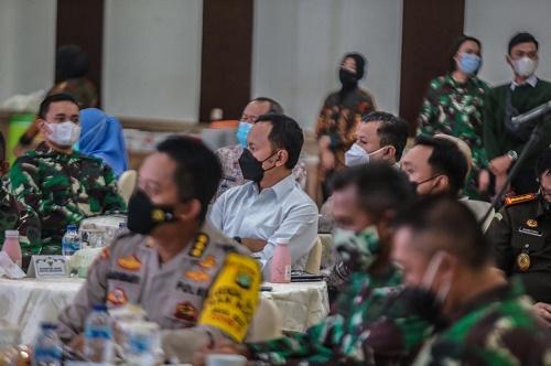Bima Arya hadiri rapat evaluasi PPKM Mikro