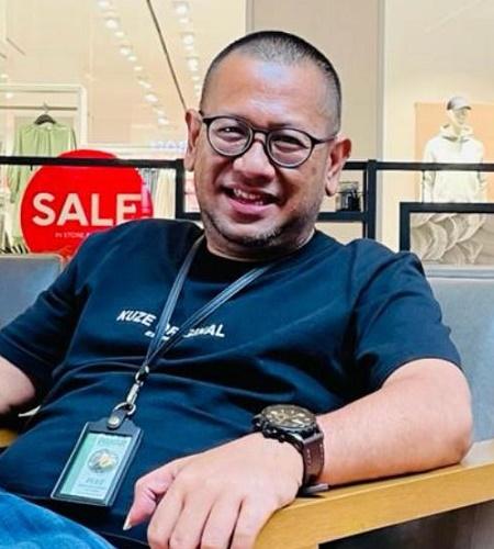 Head Of Corporate Communication PT Sentul City Tbk David Rizar Nugroho