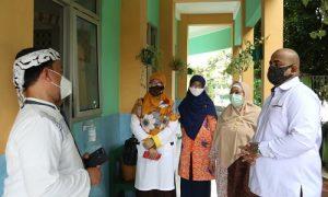 komisi IV sidak SDN Pakuan, Kota Bogor, Kamis (4/3/2021).