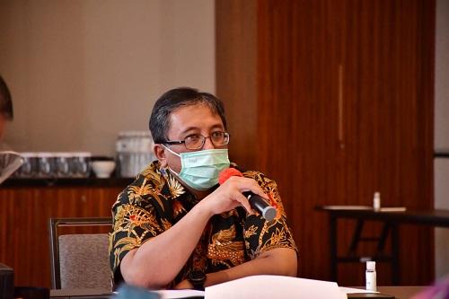 Ketua Pansus I DPRD Jabar Haru Suandharu. (Foto : Fahmi/ Humas DPRD Jabar).