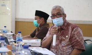 Wakil Ketua Komisi V DPRD Provinsi Jawa Barat Abdul Hadi Wijaya. (Foto : Rizky/Humas DPRD Jabar).
