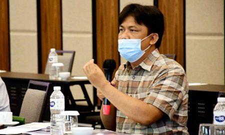 Anggota Komisi I DPRD Provinsi Jawa Barat Rafael Situmorang. (Foto : Ariez R/Humas DPRD Jabar).