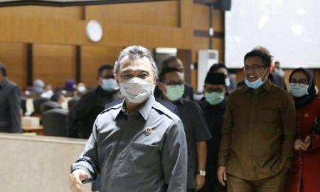 Ketua Komisi V DPRD Provinsi Jawa Barat abful Harris Bobihoe. (Foto : Fahmi/Humas DPRD Jabar).