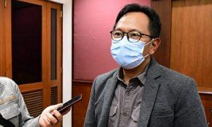 Ketua Komisi I DPRD Provinsi Jawa Barat Bedi Budiman. (Foto : Tri Angga/Humas DPRD Jabar).