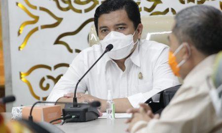 Sekretaris Komisi II DPRD Provinsi Jawa Barat Yunandar Eka Perwira. (Foto : M. Sidiq/Humas DPRD Jabar).