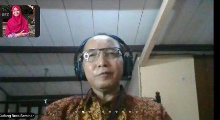 Prof Kudang Boro