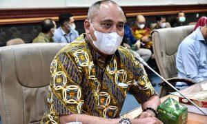 Anggota Komisi IV DPRD Provinsi Jawa Barat Hasbullah Rahmad.