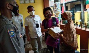 DPS beri bantuan kepada warga Cilendek timur
