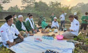 peletakan batu pertama PKB Kabupaten Bogor