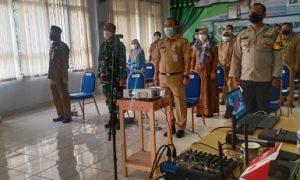Sejumlah tokoh agama, tokoh masyarakat, pimpinan ormas dan orsospol tingkat kecamatan, tampak mengikuti giat reses DPRD Kab. Bogor Dapil VI yang di lakukan secara Zoom Meeting.
