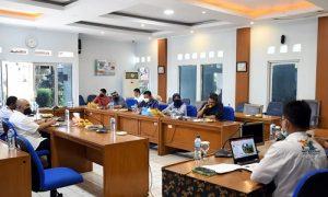 Komisi II DPRD Provinsi Jawa Barat melaksanakan Kunjungan Kerja ke UPTD Balai Perbibitan dan Pengembangan Inseminasi Buatan Ternak Sapi Perah Bunikasih Kabupaten Cianjur