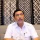 Menko Marves Luhut Binsar Pandjaitan dalam Keterangan Pers mengenai Perkembangan PPKM Terkini, Senin (13/09/2021) malam, secara virtual. (Sumber: Tangkapan Layar YouTube Kemenko Marves)