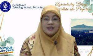 Profesor Titi Candra Sunarti, Guru Besar IPB University