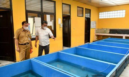 Komisi II DPRD Provinsi Jawa Barat Melaksanakan Kunjungan Kerja ke Cabang Dinas Perikanan dan Kelautan Wilayah Selatan di Singaparna