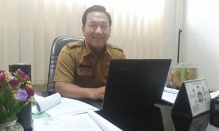 Kepala Seksi Ekonomi Pembangunan Kecamatan Ciseeng, Lukman Ariyadi.